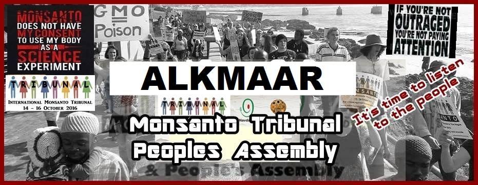 Monsanto Tribunal Alkamaar