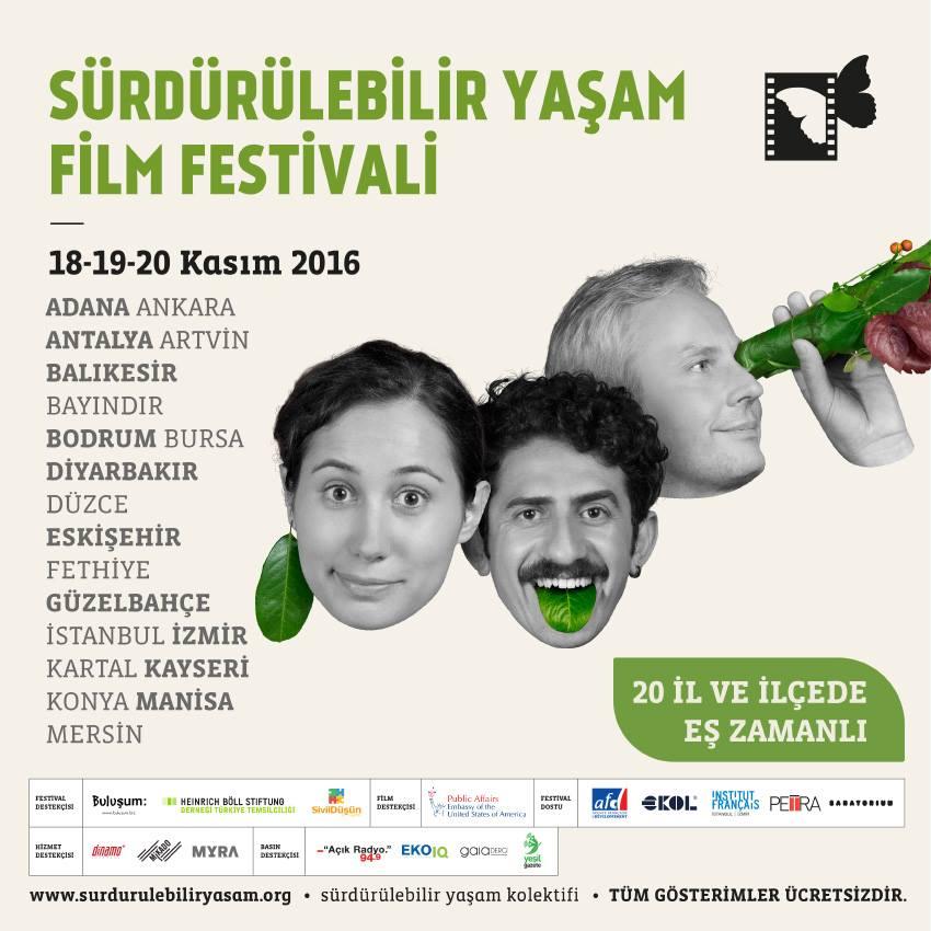 Sustainable Living Film Festıval – Turkey