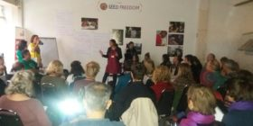 Steps Towards Seed Freedom – Workshop at the People's Assembly in The Hague