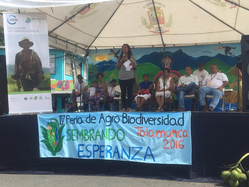 IV Feria de AgroBiodiversidad