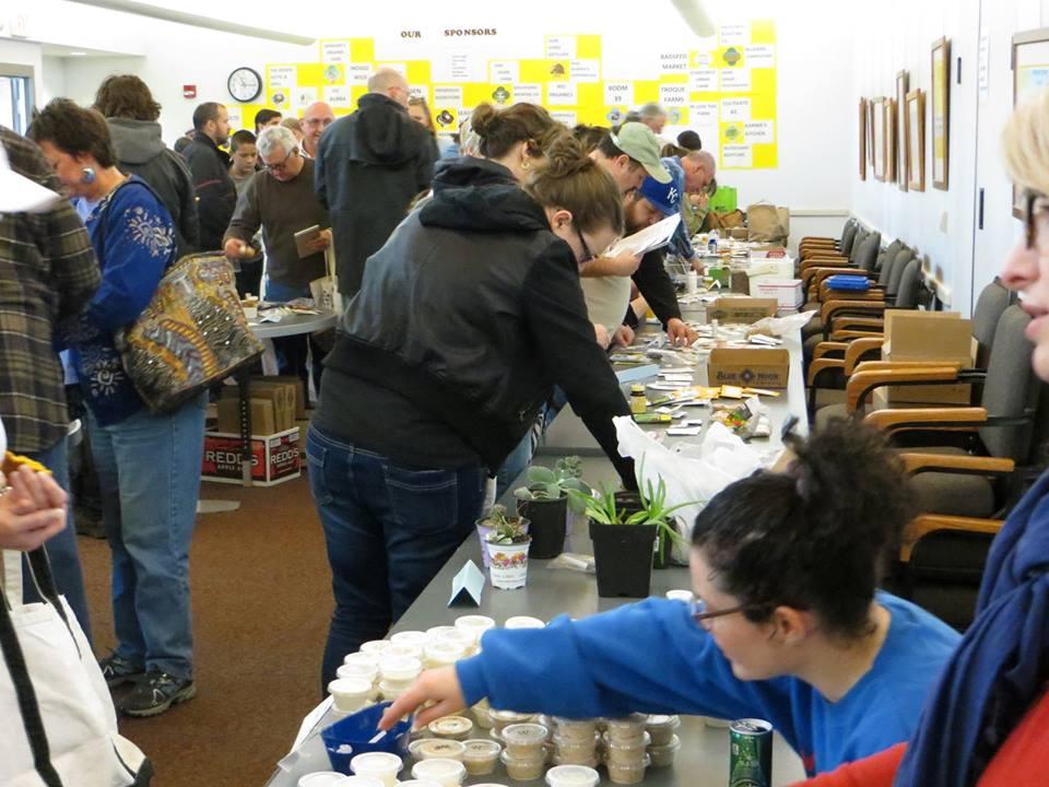 SeedSavers-KC 2017 Seed Exchange