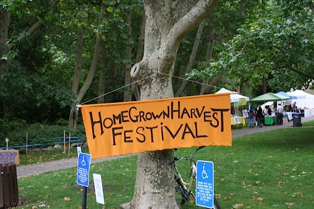 Homegrown Harvest Festival