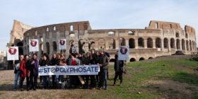 Parte la sfida dei cittadini europei per dire Stop al glifosato