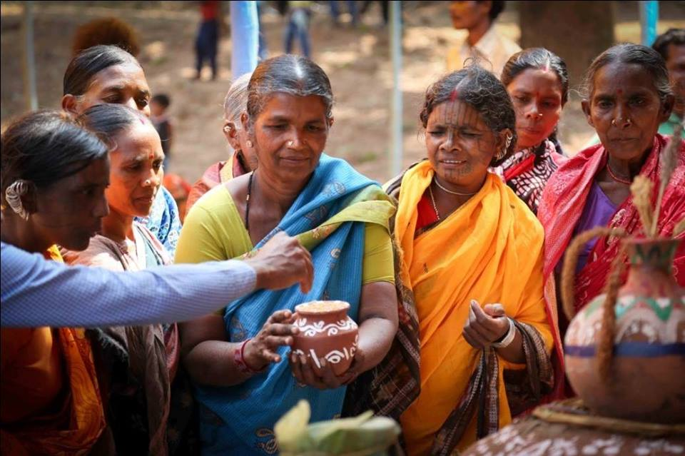 """Burlang Yatra"""" the Annual Indigenous Seed Festival"""