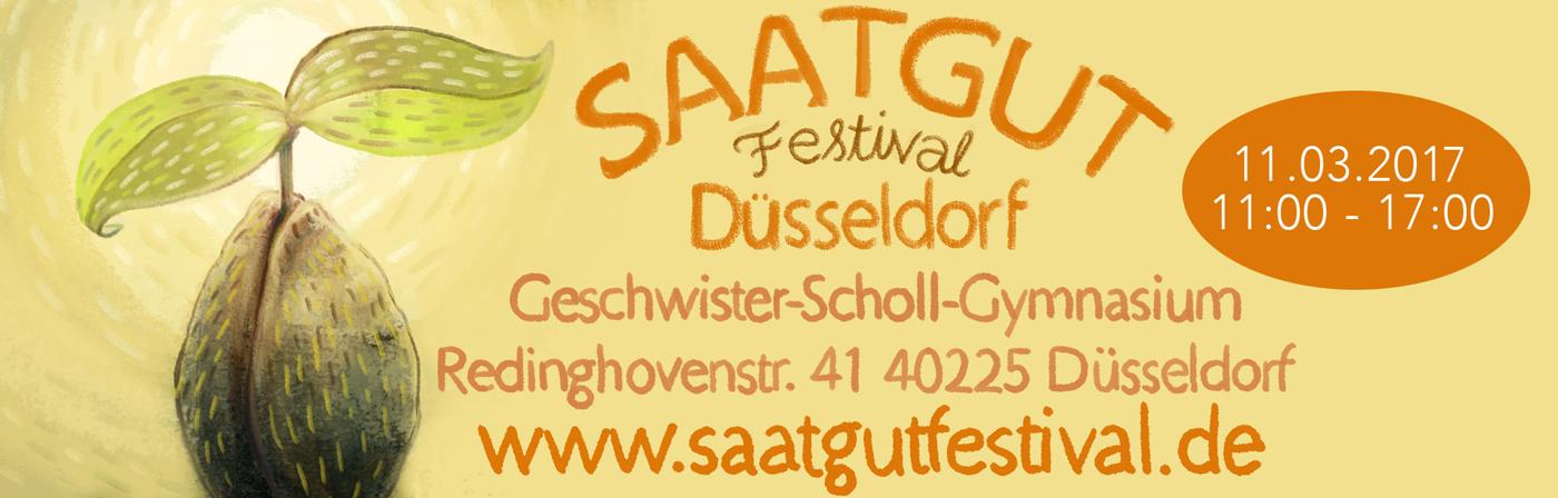 Saatgutfestival Düsseldorf 2017