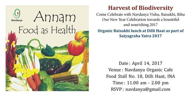 Annam Food as Health - Harvest of Biodiversity