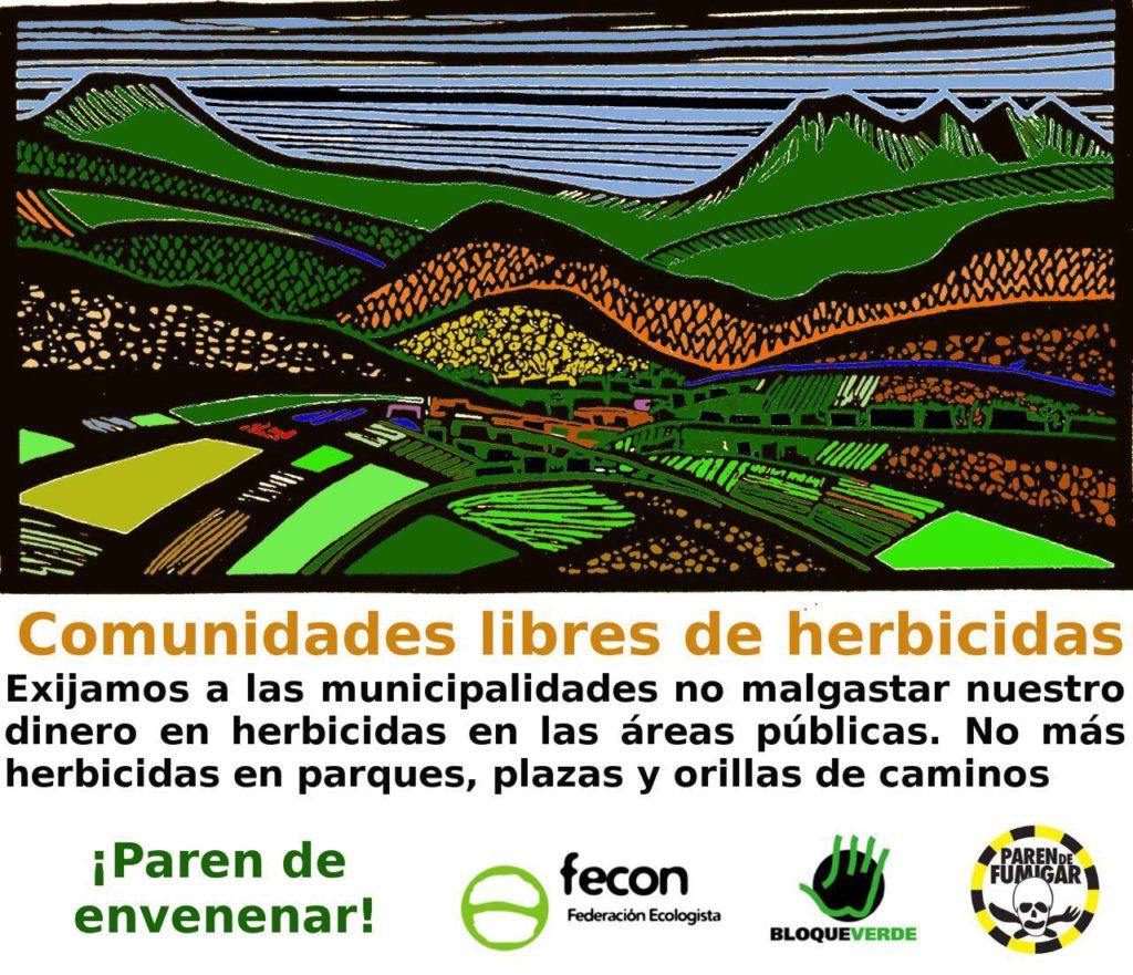 Comunidades Libres de Herbicidas