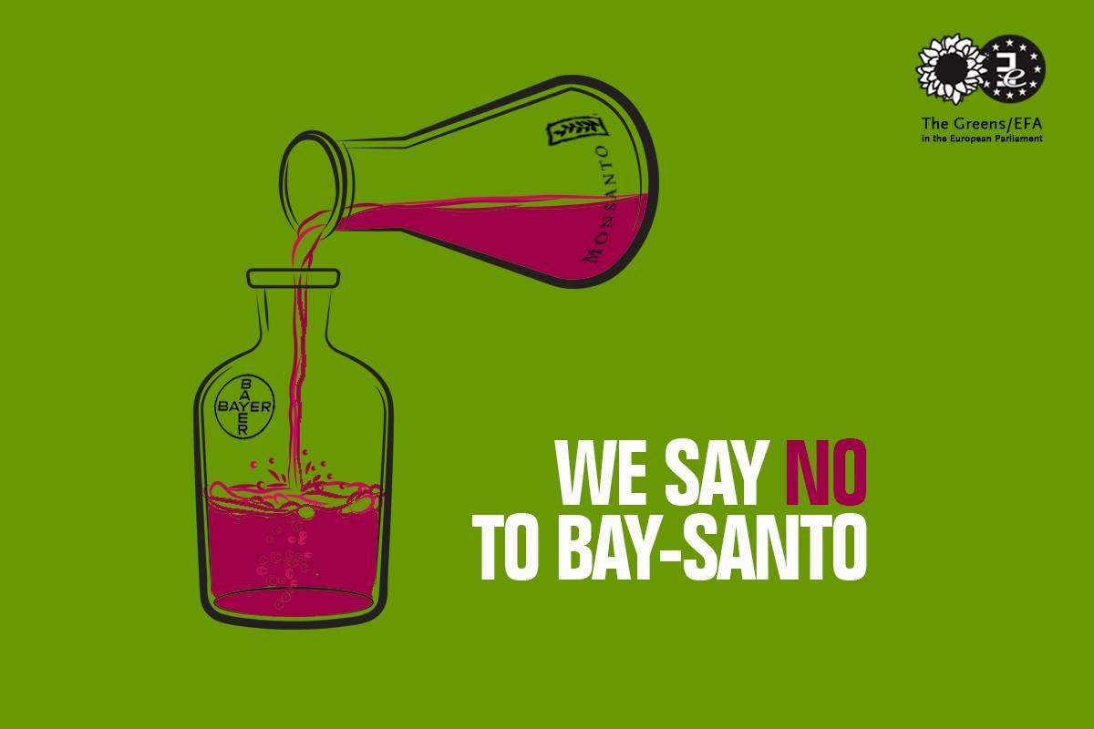 Let's stop Baysanto