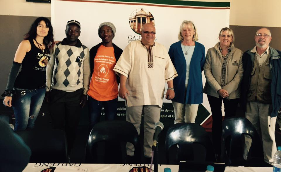 South Africa Seed Law Public Hearing