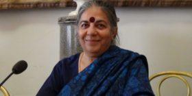 """Vandana Shiva: """"la Nonviolenza costruisce la resilienza dello spirito"""""""