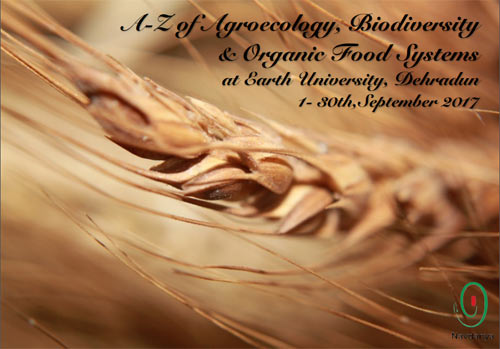 A - Z of Agroecology & Organic Food Systems 2017