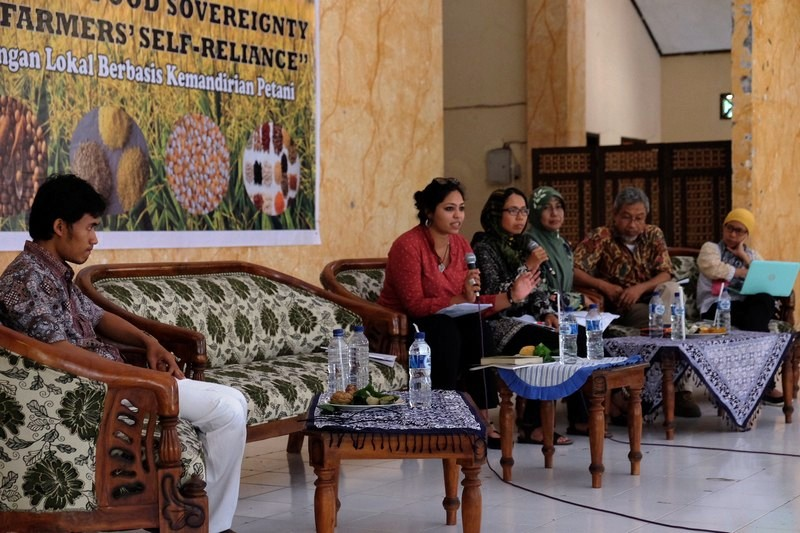 Jember: Local Food Sovereignty based on Farmers' Self-Reliance
