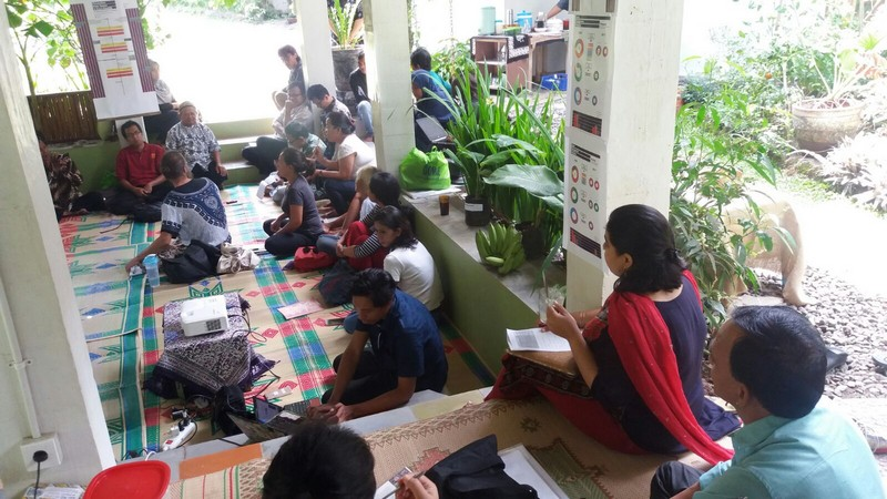 "Yogyakarta: ""Seed: Threats, Challenges and Hopes"""