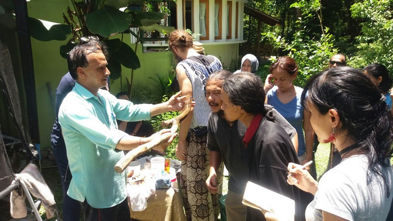 Yogyakarta: Agroecology Workshop with Darwan Singh Negi, Navdanya