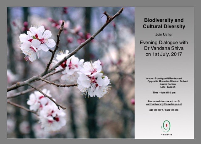 Biodiversity & Cultural Diversity