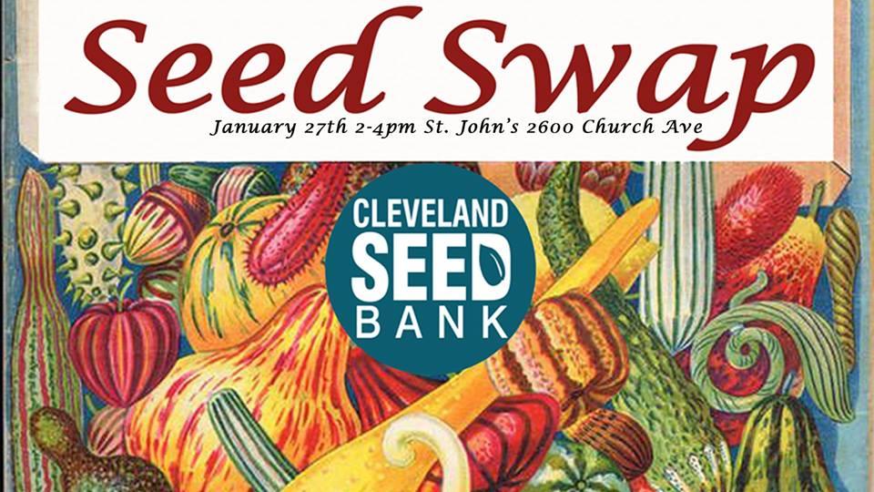 Annual Winter Seed Swap