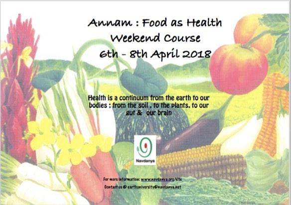 Annam, Food As Health