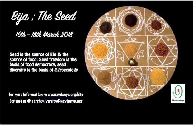 Bija, the Seed