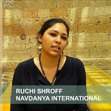 Ruchi Shroff - Voices from Clim'Act Camp