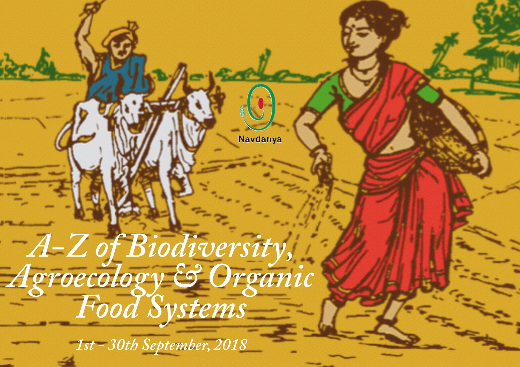 A-Z of  Agroecology, Biodiversity & Organic Food Systems
