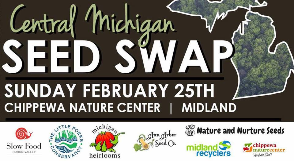 Central Michigan Seed Swap