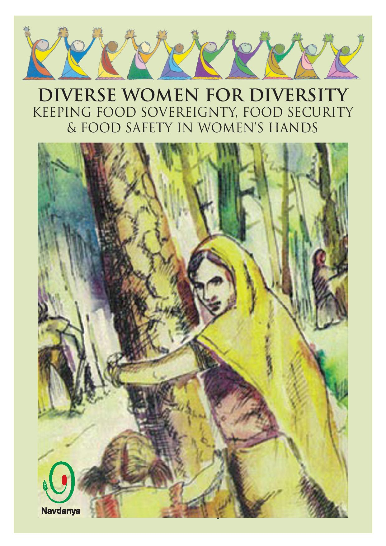 "Women's Biodiversity Festival & Launch of ""Our Bread, Our"