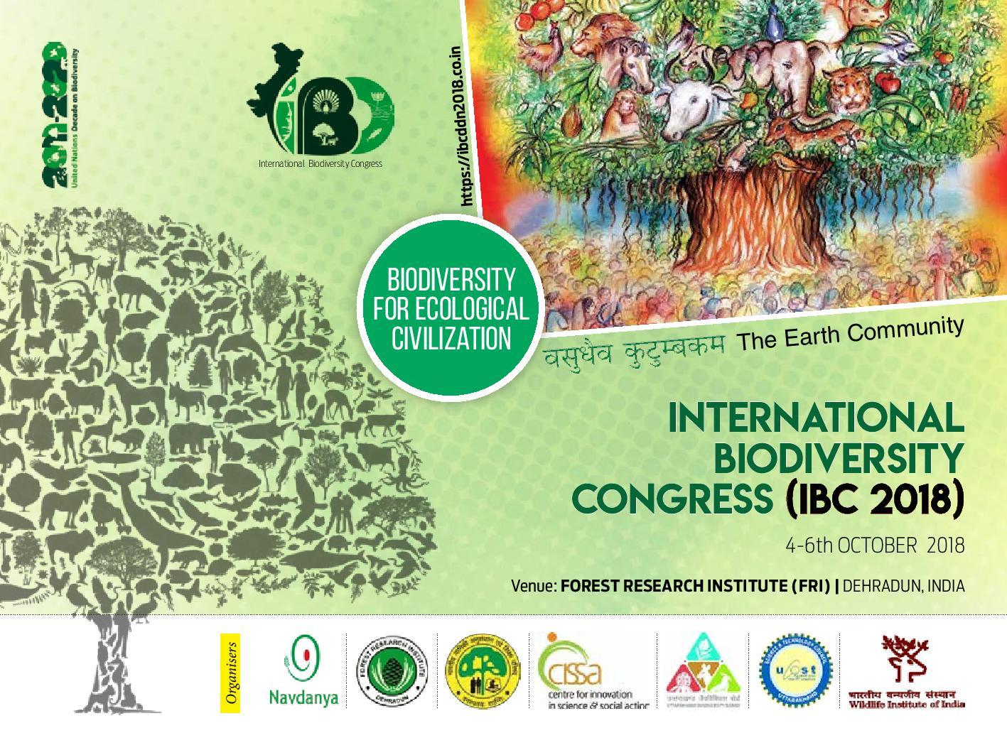 International Biodiversity Congress
