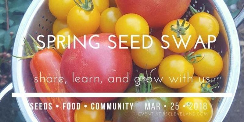 Spring Seed Swap