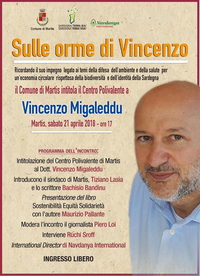 Sulle orme di Vincenzo
