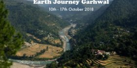 Navdanya's Earth Journey to Garhwal