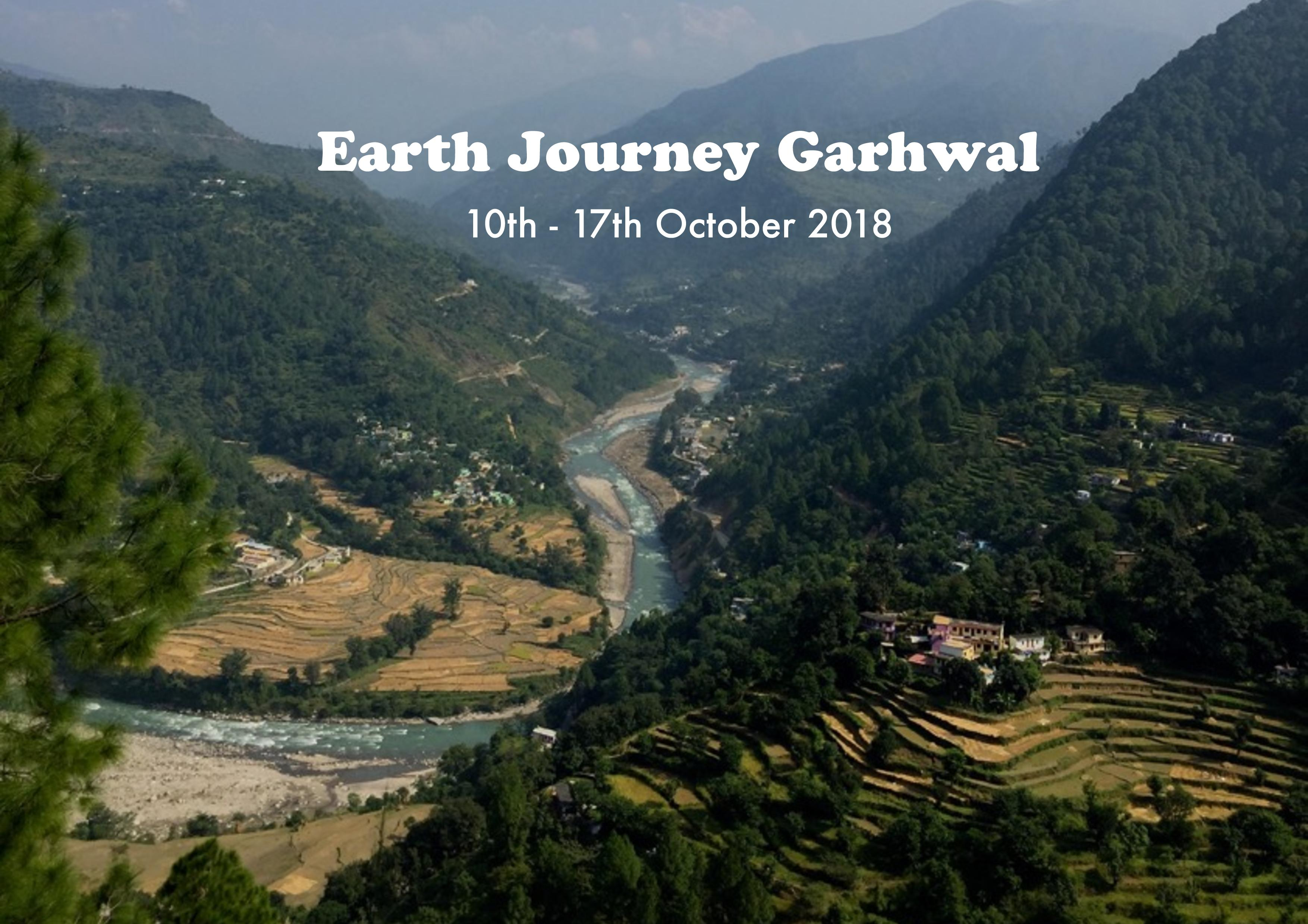 Earth Journey to Garhwal