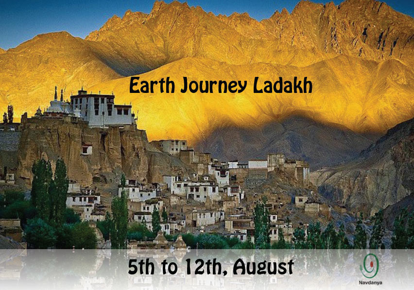 Earth Journey to Ladakh