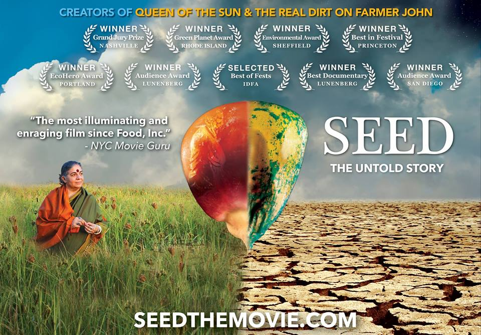 CSB Movie Night: SEED The Untold Story