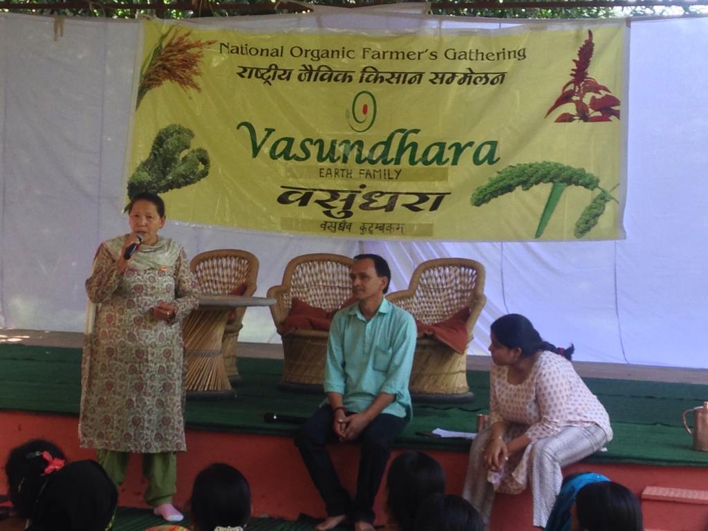 Vasundhara - Navdanya's Gathering of Farmers