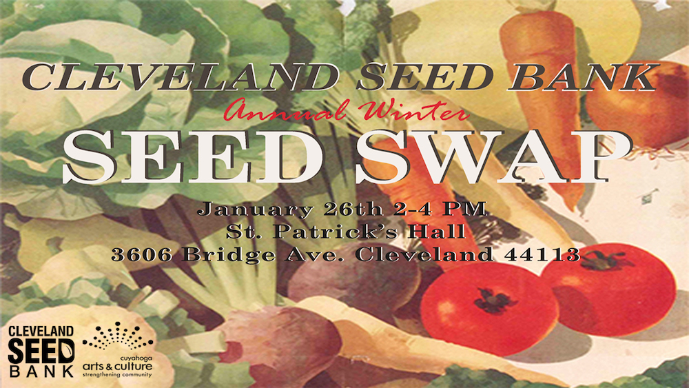 5th Annual Winter Seed Swap