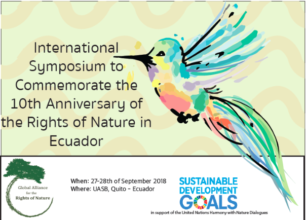 International Rights of Nature Symposium