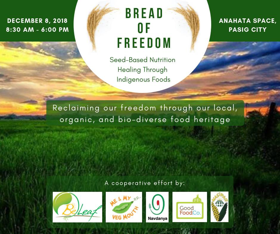 Bread of Freedom 2