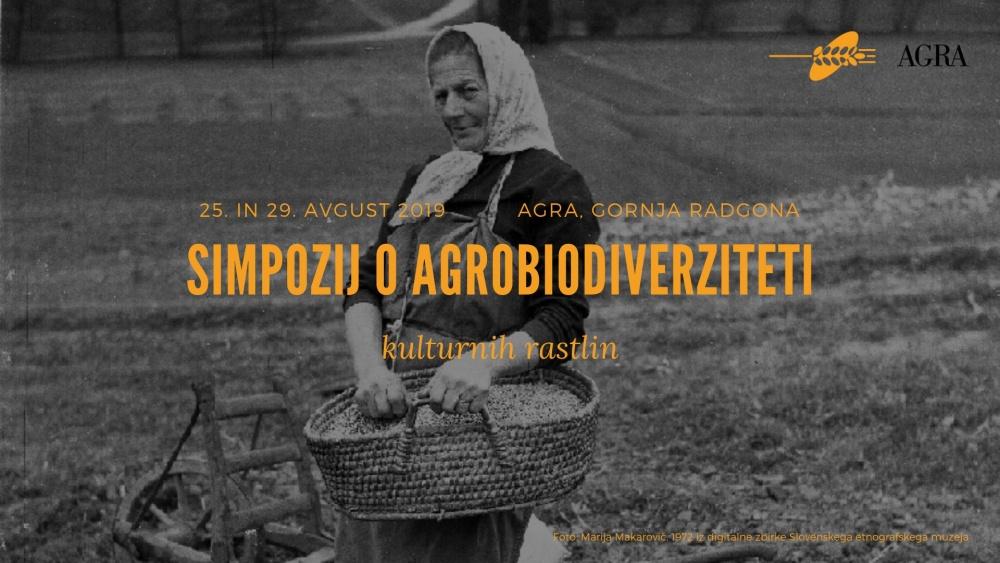 Simpozij o agrobiodiverziteti kulturnih rastlin na sejmu Agra 2019
