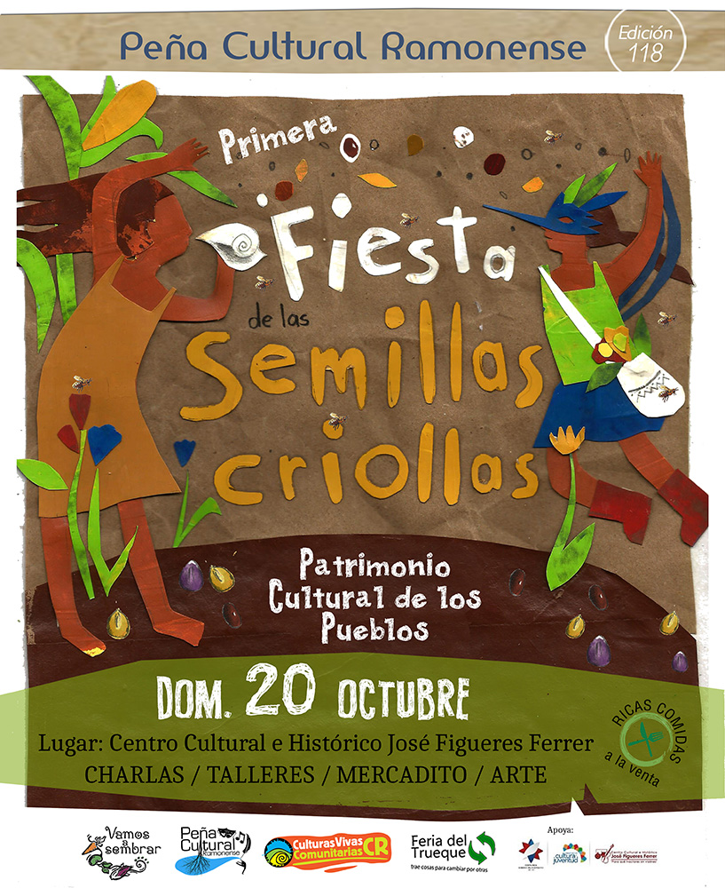 Fiesta de las Semillas Criollas: Patrimonio Cultural de los Pueblos