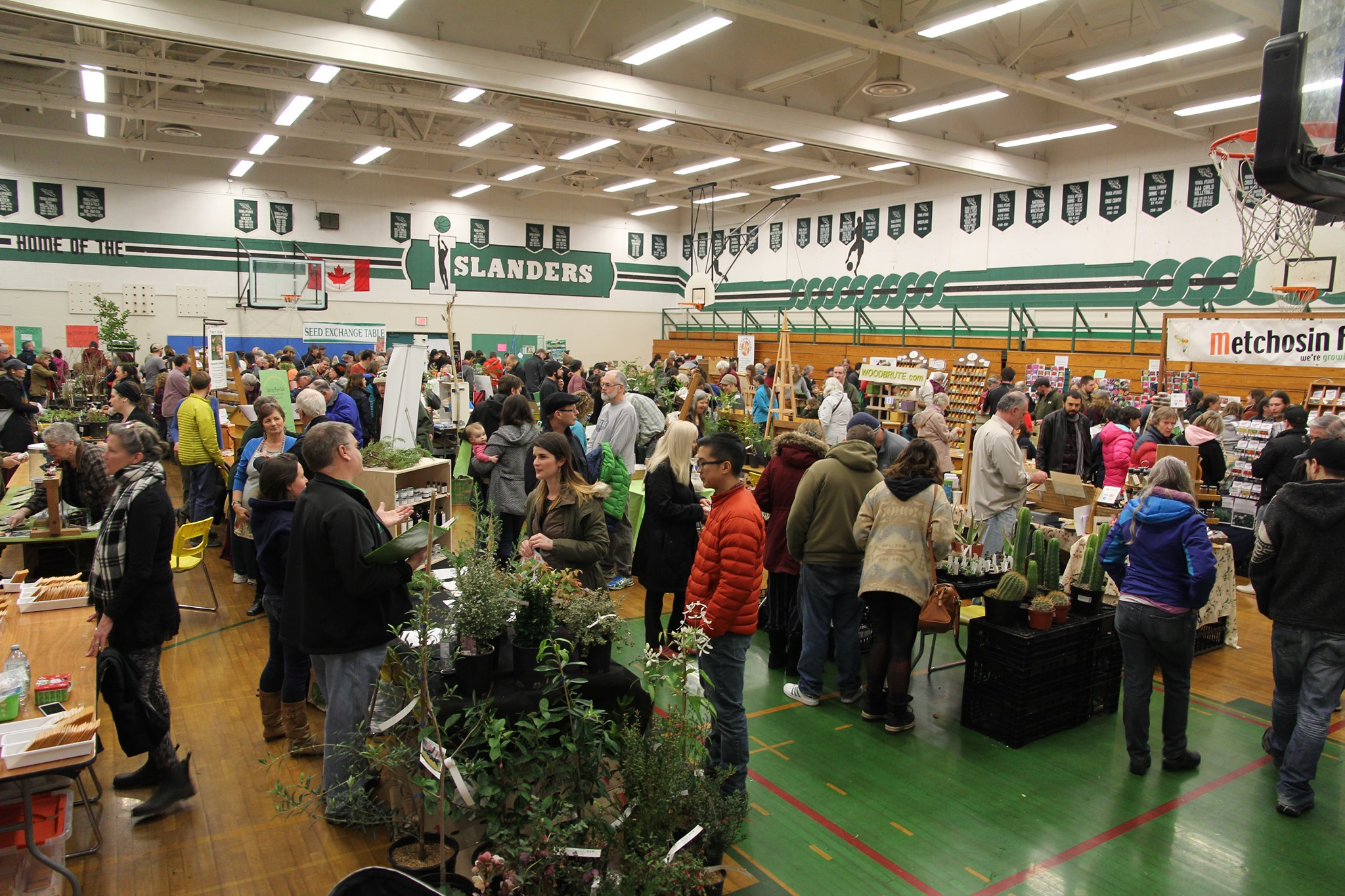Seedy Sunday 2020 - Nanaimo