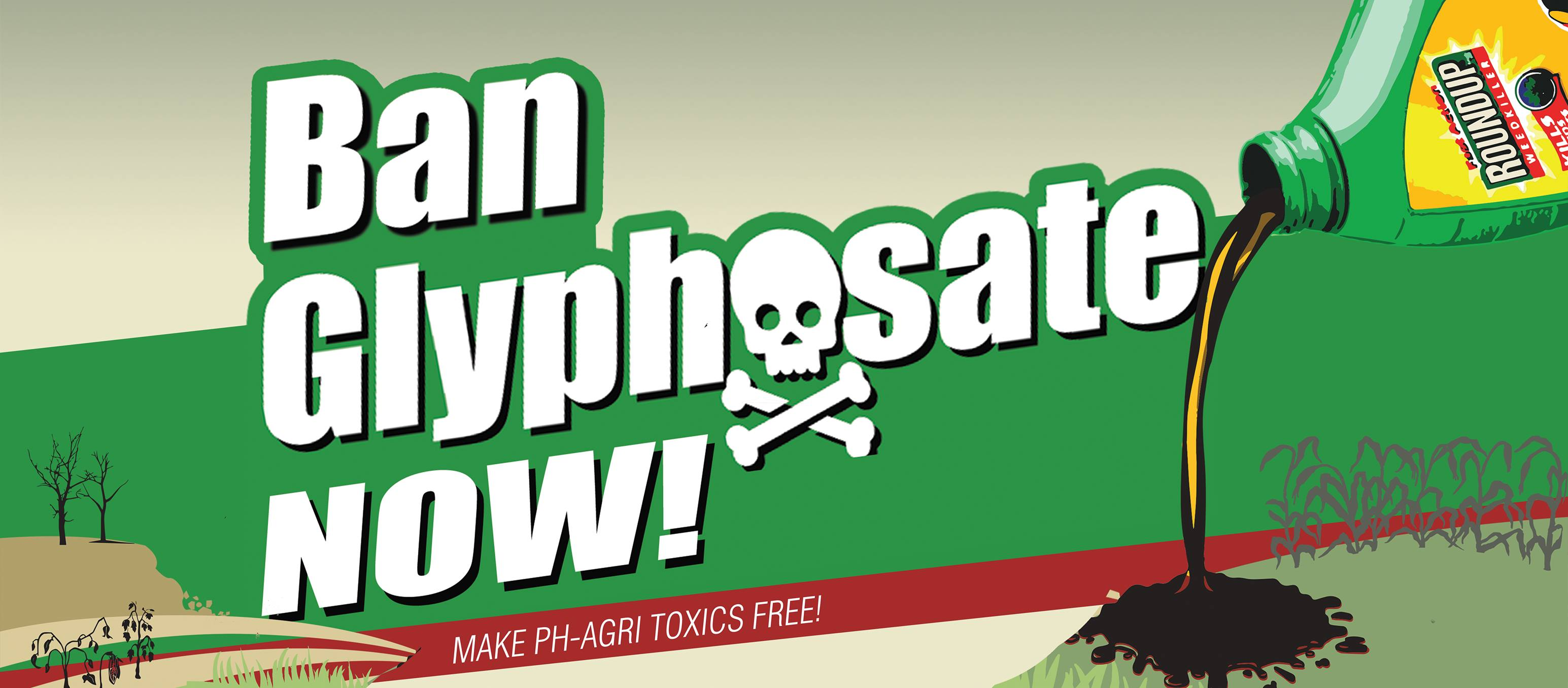 Public launching on the results of the Glyphosate Study